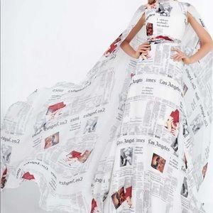 Ieena Mac Duggal gown